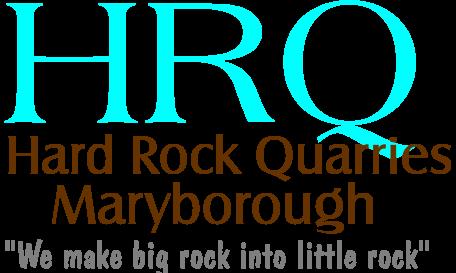 hard rock quarries - made in Maryborough